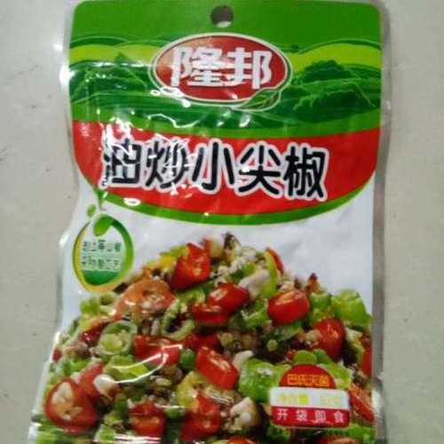 油炒小辣椒 63克