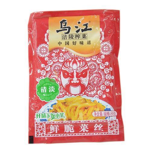 乌江榨菜 80克