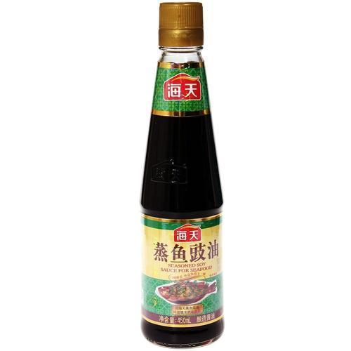 海天蒸魚豉油 450ml