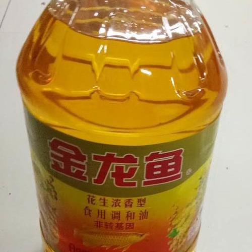 金龙鱼非转基因花生油 5L