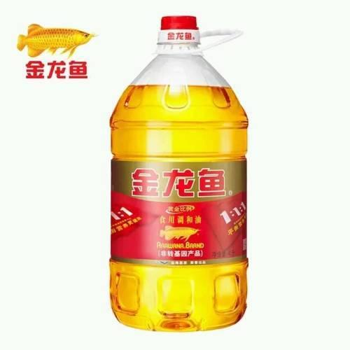 金龍魚非轉基因1:1:1調和油 5L