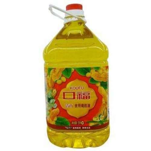 口福清新型食用调和油 5L