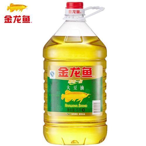 金龍魚大豆油 5L