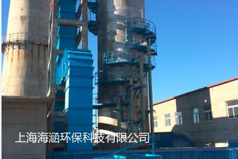 阜新德盛源熱能管理有限責任公司2×100t/h鍋爐煙氣脫硫項目