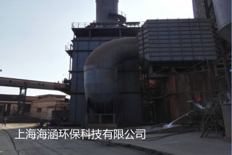 山東球墨鑄鐵管有限公司72萬工況濕式電除塵器凈化項目