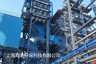 煙臺清泉實業有限公司#5鍋爐煙氣脫硝系統工程