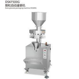 JRKF500G颗粒自动灌装机