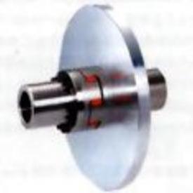 LMZ-I型带制动轮梅花型弹性联轴器