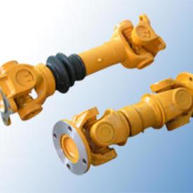 SWC-DH型短伸缩焊接式万向联轴器