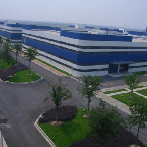 临港新城产业园电子厂