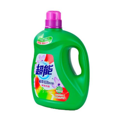 超能植翠低泡洗衣液 3.5千克