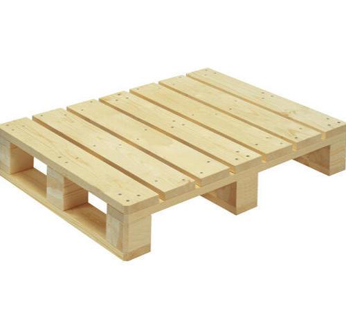 四向进叉单面木托盘