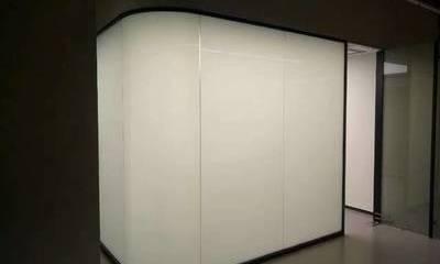 智能调光玻璃隔断