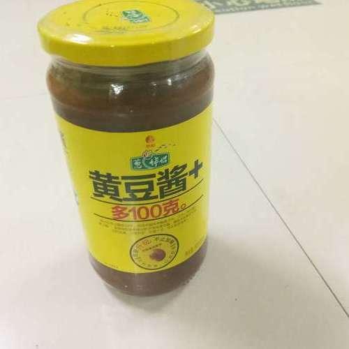 葱伴侣黄豆酱 800+100克
