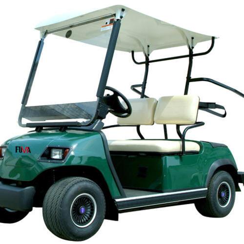 二人座高尔夫球车