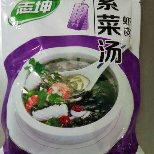 志坤虾皮紫菜汤 260克