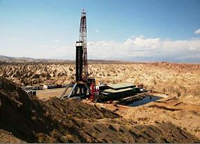 中石油新疆塔里木油田库车山前克深区块克拉2中央处理厂