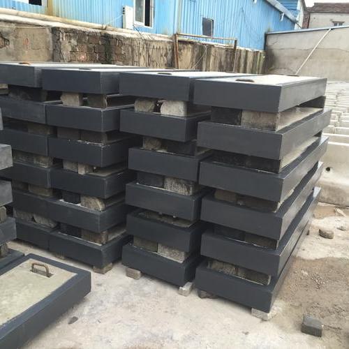槽钢承载电缆沟盖板