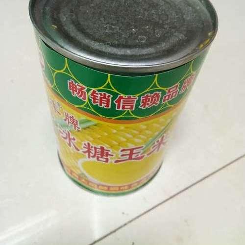 佳豐冰糖玉米梗 400克