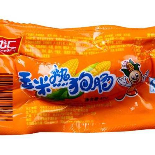 双汇玉米热狗肠 40克