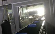爬坡输送机|爬坡输送线—上海世配企业输送设备 021-59969918