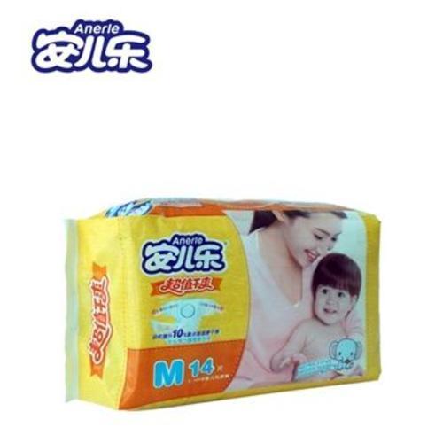安尔乐纸尿裤 M号