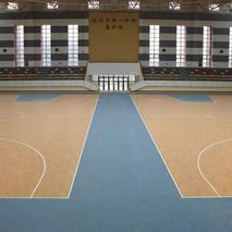 pvc篮球场