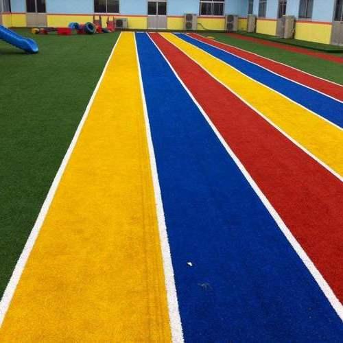人造草坪足球场幼儿园草坪