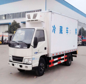 冷凍配送車輛优惠活动开启