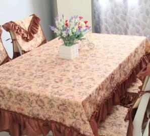 如何用餐桌布彰顯你家餐廳氣質?附餐桌布清洗妙招