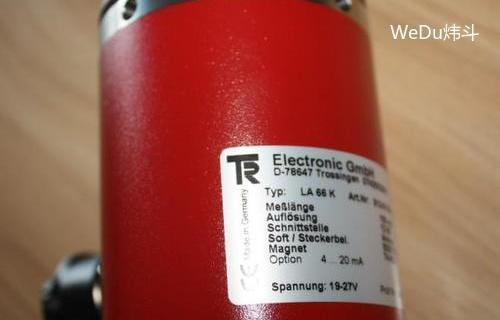 TR‐ELECTRONIC编码器现货