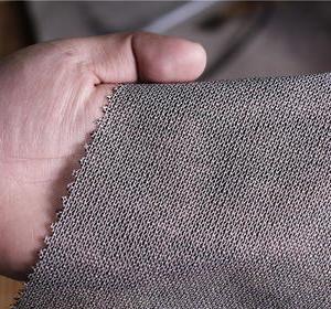 高温PA单梳拉毛衬布