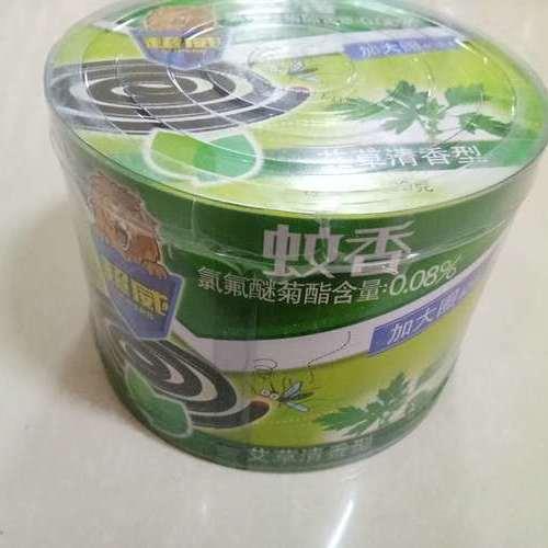超威艾草40圈蚊香