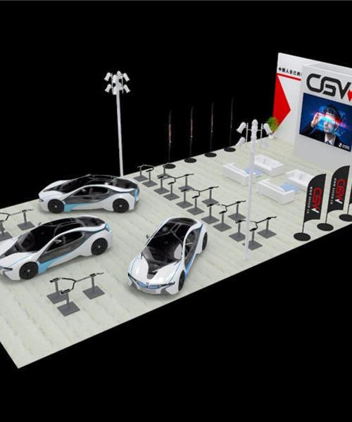 GTShow CGW排气都能满足你需求