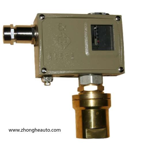 D520/7DD防爆差压控制器