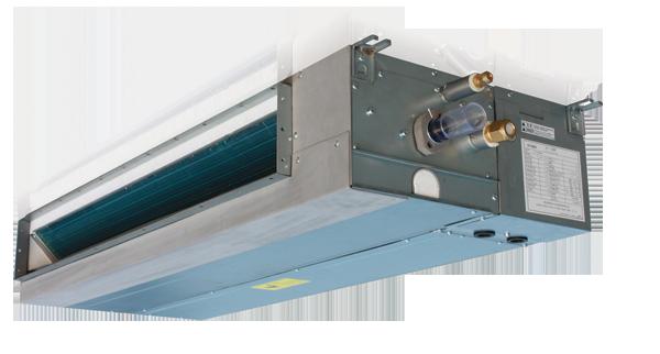 天花板内置DC薄型自动除湿风管机 RPIZ(D)系列