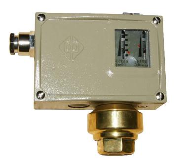 D502/7D压力控制器、负压压力开关说明书下载