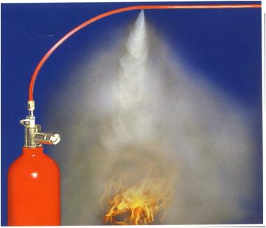 火探管式灭火系统介绍