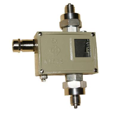 D530/7DD防爆差压控制器、防爆压差开关说明书下载