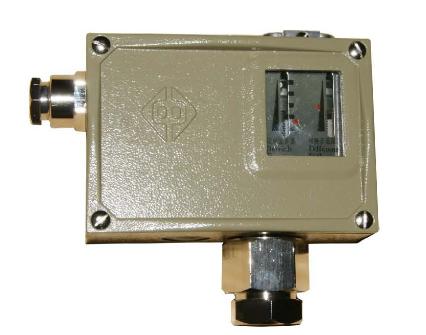 D505/7D压力控制器、高压压力控制器说明书下载