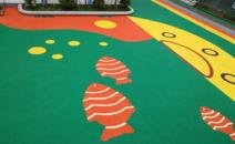 幼儿园塑胶空中