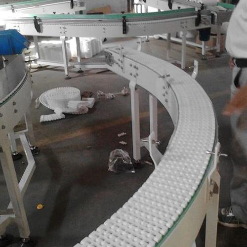 平顶链输送机 顶板链输送机  链板输送设备 上海世配自动化 138 1719 6132李辉