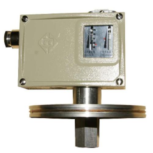 D501/7D压力控制器的特点、接线图和外形图
