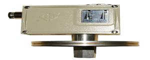 D501/7D壓力控制器的特點、接線圖和外形圖