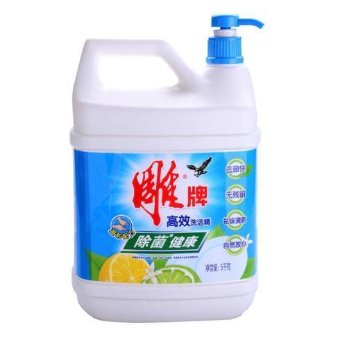 雕牌清新柠檬洗洁精 1.228千克