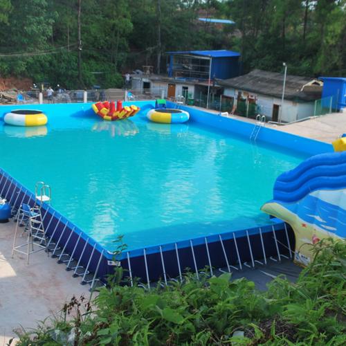 移动水上乐园项目案例