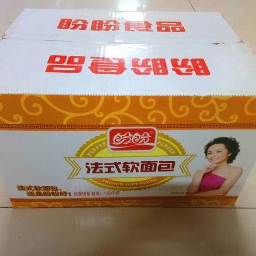 盼盼法式软面包 1.68千克