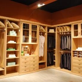 衣柜  家具定制安装