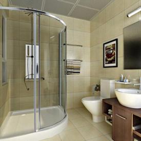 淋浴房定制安装