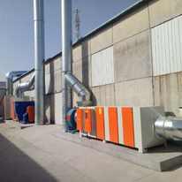 喷漆室的分类及废气处理方法